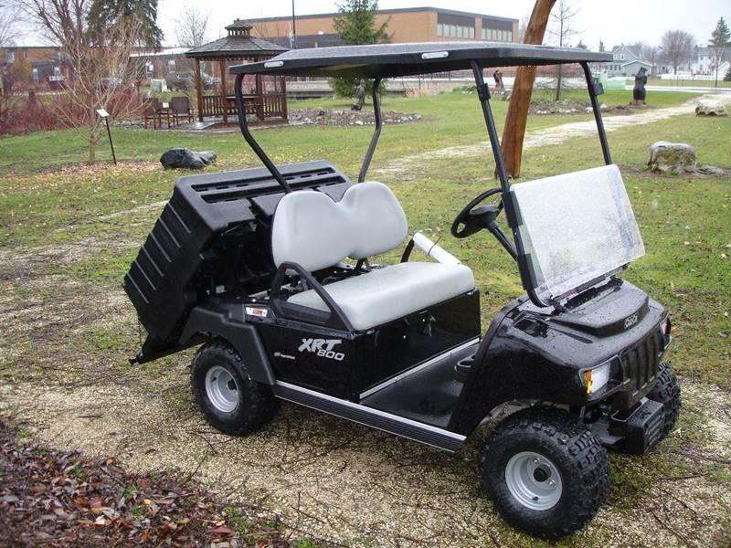 2017 Club Car XRT800  - Reedsville WI
