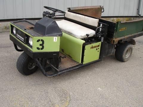 1986 Cushman Turf Truckster