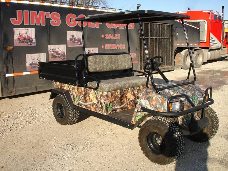 2010 Club Car Carryall 252  - Reedsville WI