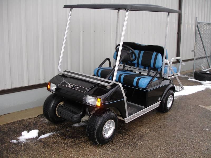 2003 Club Car DS  - Reedsville WI