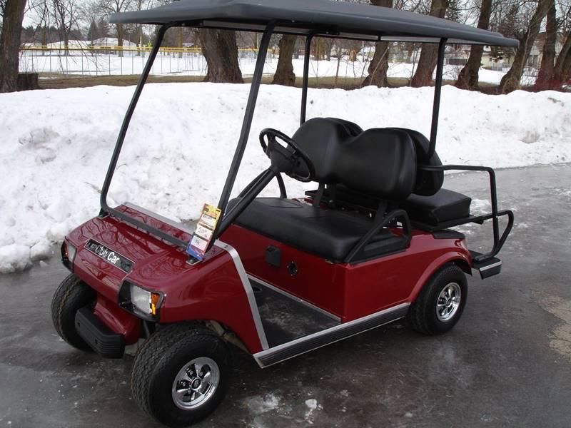 2003 club car ds