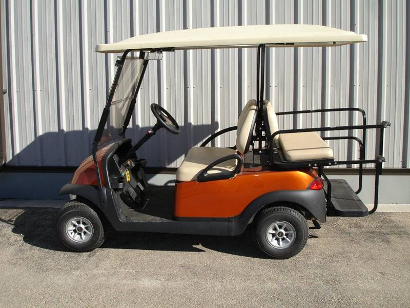 2015 Club Car Precedent Gold Std  - Reedsville WI