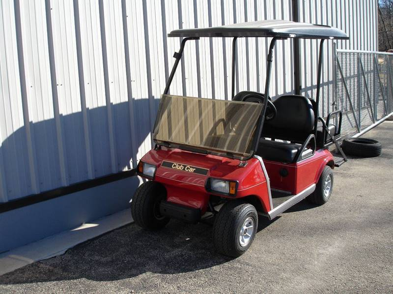 2015 Club Car DS Gold Std  - Reedsville WI