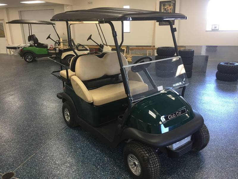 2016 Club Car Gold Standard 2 n 1  - Depere WI