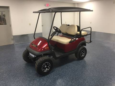 2017 Club Car Villager 4 XF