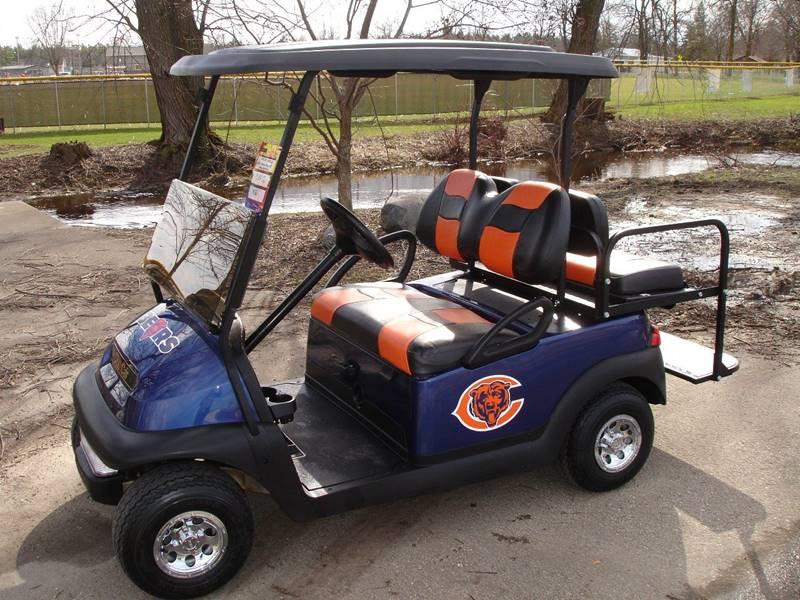Club Car Dealer Cincinnati