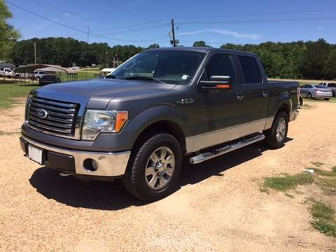 2010 Ford F-150 for sale in Raymond, MS