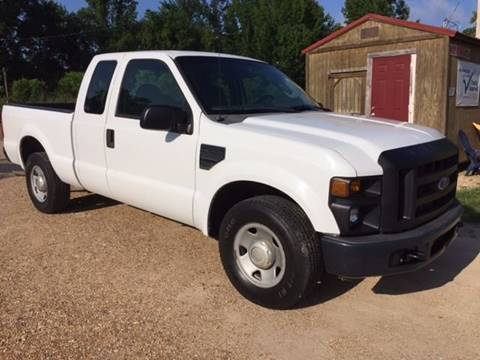 2008 Ford F-250 Super Duty for sale in Raymond, MS