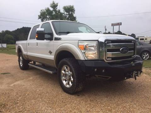 2011 Ford F-250 Super Duty for sale in Raymond, MS