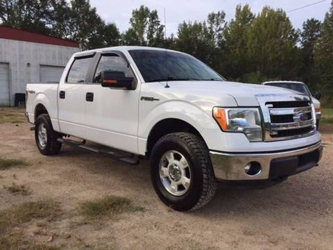 2014 Ford F-150 for sale in Raymond, MS
