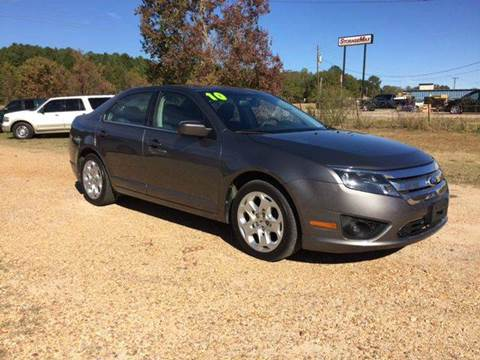 2010 Ford Fusion for sale in Raymond, MS