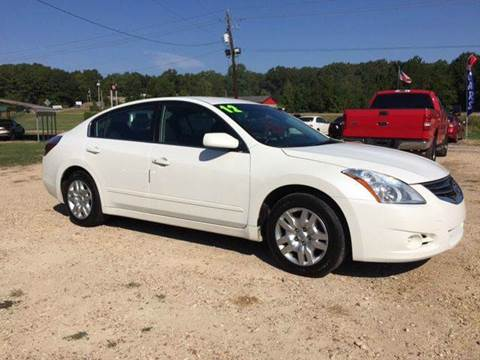 2012 Nissan Altima for sale in Raymond, MS