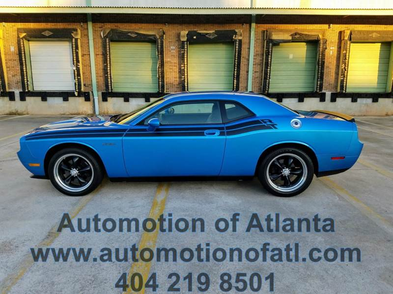 2009 Dodge Challenger for sale at Automotion Of Atlanta in Conyers GA