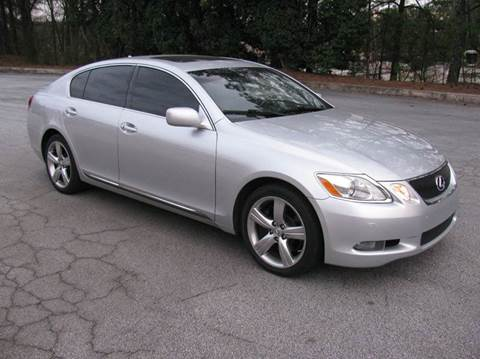 2007 Lexus GS 350 for sale at Automotion Of Atlanta in Conyers GA