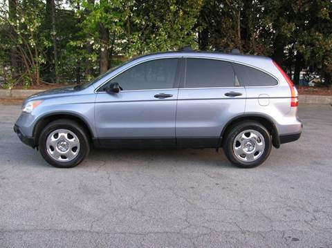 2007 Honda CR-V for sale at Automotion Of Atlanta in Conyers GA