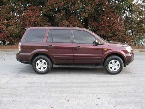 2007 Honda Pilot for sale at Automotion Of Atlanta in Conyers GA
