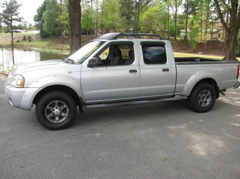 2003 Nissan Frontier >> 2003 Nissan Frontier 4dr Crew Cab Xe V6 Rwd Lb In Tucker Ga