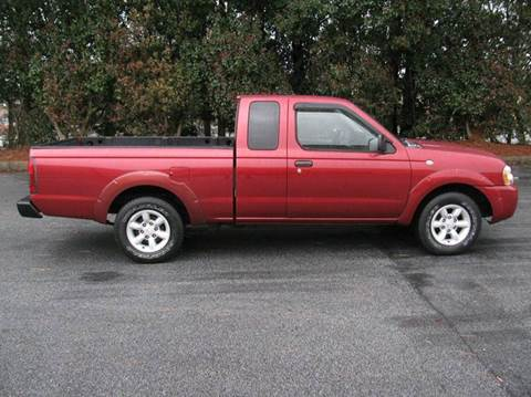 2001 Nissan Frontier for sale at Automotion Of Atlanta in Conyers GA
