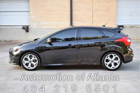 2014 Ford Focus for sale at Automotion Of Atlanta in Conyers GA