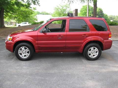 2007 Ford Escape for sale at Automotion Of Atlanta in Conyers GA