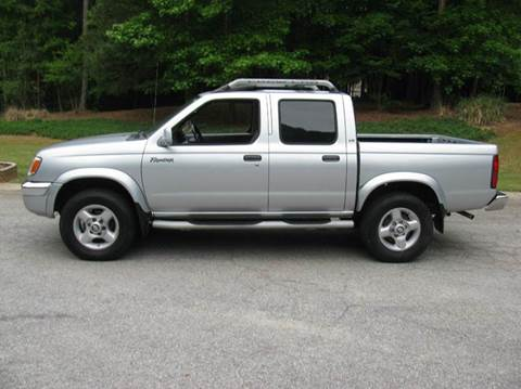 2000 Nissan Frontier for sale at Automotion Of Atlanta in Conyers GA