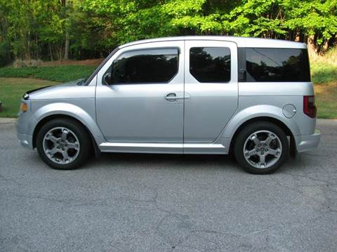 2007 Honda Element for sale at Automotion Of Atlanta in Conyers GA