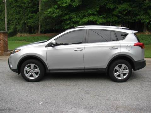2013 Toyota RAV4 for sale at Automotion Of Atlanta in Conyers GA