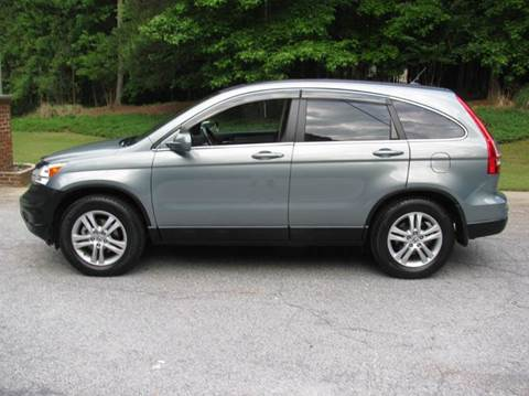 2010 Honda CR-V for sale at Automotion Of Atlanta in Conyers GA