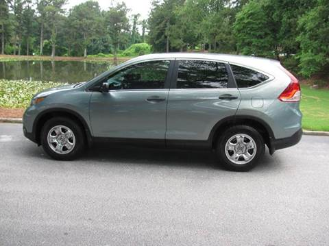 2012 Honda CR-V for sale at Automotion Of Atlanta in Conyers GA