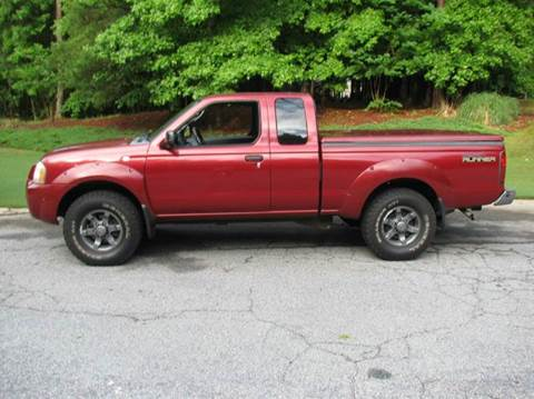 2004 Nissan Frontier for sale at Automotion Of Atlanta in Conyers GA