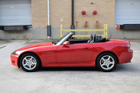 2000 Honda S2000 for sale at Automotion Of Atlanta in Conyers GA