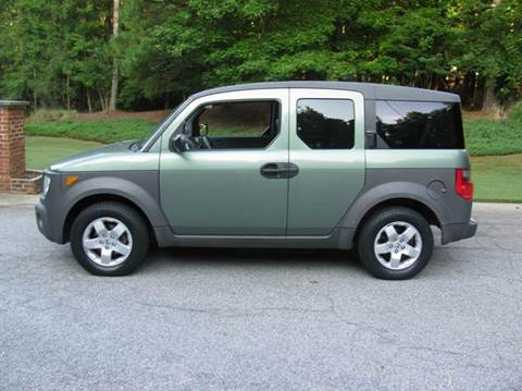 2004 Honda Element for sale at Automotion Of Atlanta in Conyers GA