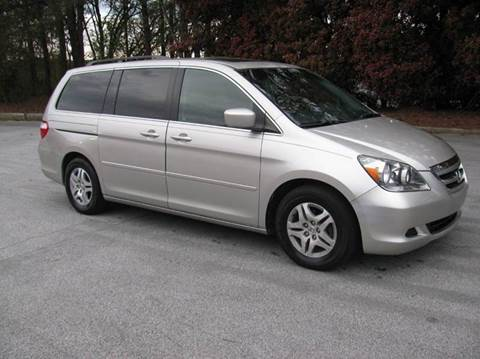 2006 Honda Odyssey for sale at Automotion Of Atlanta in Conyers GA