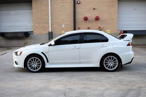 2012 Mitsubishi Lancer Evolution for sale at Automotion Of Atlanta in Conyers GA