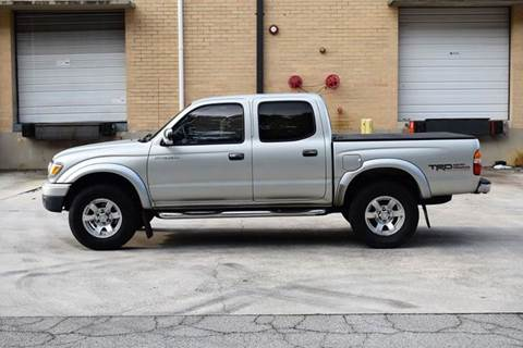 2003 Toyota Tacoma for sale at Automotion Of Atlanta in Conyers GA