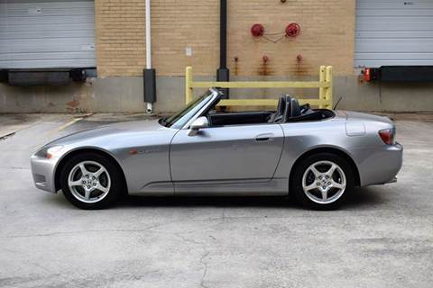 2001 Honda S2000 for sale at Automotion Of Atlanta in Conyers GA