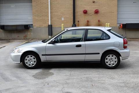 1999 Honda Civic for sale at Automotion Of Atlanta in Conyers GA