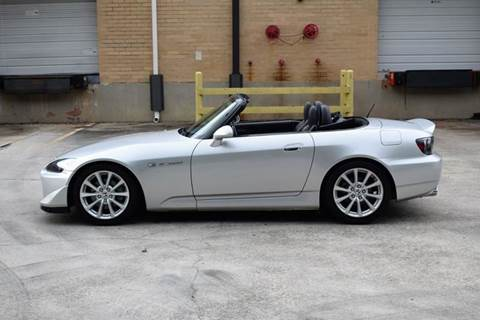 2006 Honda S2000 for sale at Automotion Of Atlanta in Conyers GA