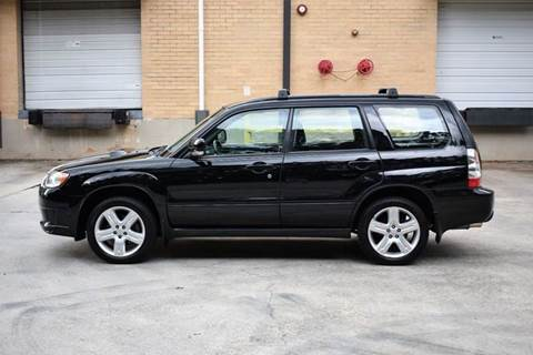 2007 Subaru Forester for sale at Automotion Of Atlanta in Conyers GA
