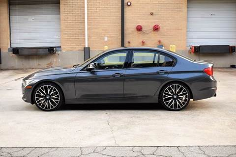 2013 BMW 3 Series for sale at Automotion Of Atlanta in Conyers GA