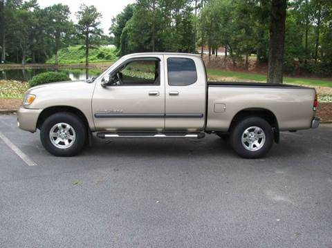 2004 Toyota Tundra for sale at Automotion Of Atlanta in Conyers GA
