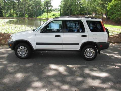 2001 Honda CR-V for sale at Automotion Of Atlanta in Conyers GA