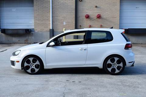 2010 Volkswagen GTI for sale at Automotion Of Atlanta in Conyers GA