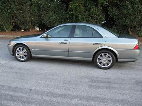 2004 Lincoln LS for sale at Automotion Of Atlanta in Conyers GA