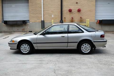 1991 Acura Integra for sale at Automotion Of Atlanta in Conyers GA