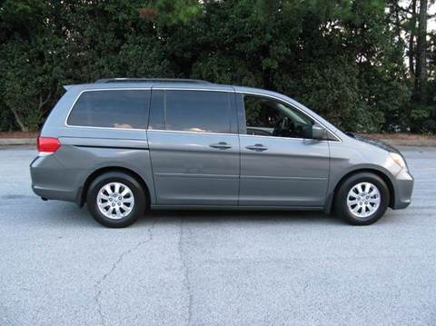2008 Honda Odyssey for sale at Automotion Of Atlanta in Conyers GA
