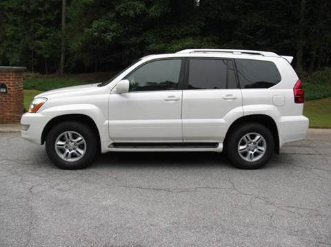 2007 Lexus GX 470 for sale at Automotion Of Atlanta in Conyers GA