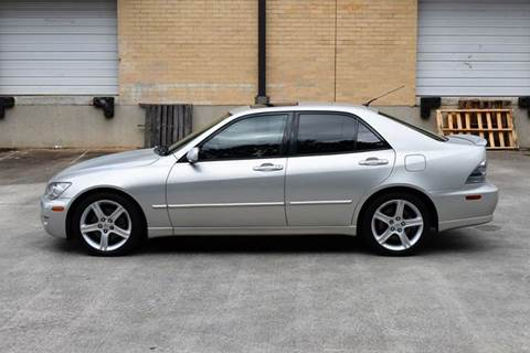 2005 Lexus IS 300 for sale at Automotion Of Atlanta in Conyers GA