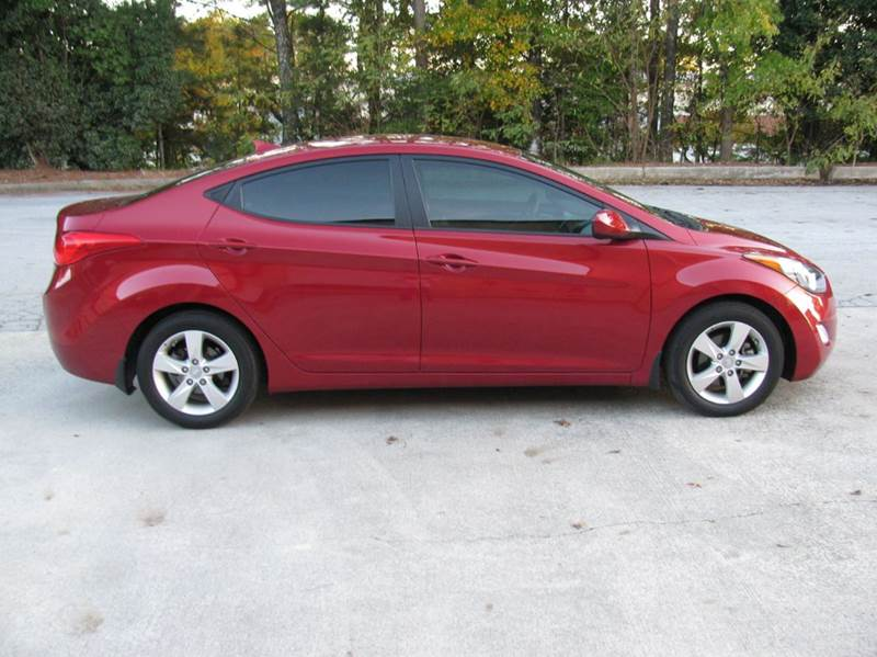 2013 Hyundai Elantra for sale at Automotion Of Atlanta in Conyers GA