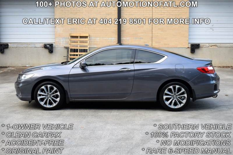 2015 Honda Accord for sale at Automotion Of Atlanta in Conyers GA